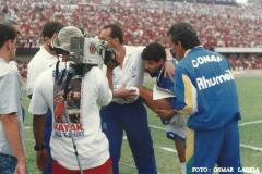 08.10.1995 - CRU 2 X 0 FLAMENGO - Cariacica - ES - Foto de Osmar Ladeia (99)