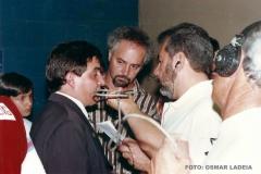 12.09,1995 - CRU 1 X 0 COLO COLO - Foto de Osmar Ladeia (2)