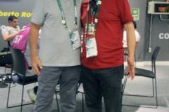 Alberto Rodrigues e Luiz Carlos Gomes
