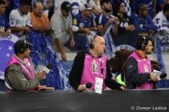 Flávio Almeida, Thiago Reis e Luiz fernando Linhares