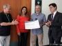 HOMENAGEM AMCE/FMF AOS ALBERTO RODRIGUES E ORLANDO AUGUSTO
